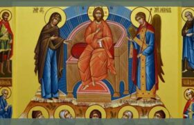 Самая сильная молитва-Молитва задержания от порчи,нечистой силы и дьявольских козней