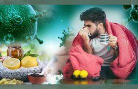 Защити себя от гриппа+ рецепт от гриппа,кашля и заложенности носа.