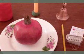 Ритуал на быстрое замужество на растущую луну, с помощью граната