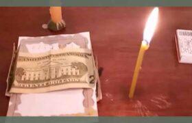 Денежный ритуал 21 на 3, принесёт вам деньги и богатство