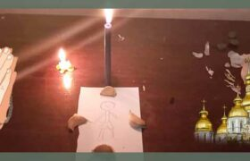 Ритуал-молитва как снять все проклятия на убывающую луну