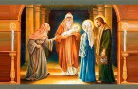 Две молитвы на на Сретение Господне(15 февраля) на Благополучие,Сретение Господа нашего Иисуса Христа