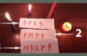 Рунические формулы для поиска работы и удачного собеседования, руны, магия рун, эзотерика